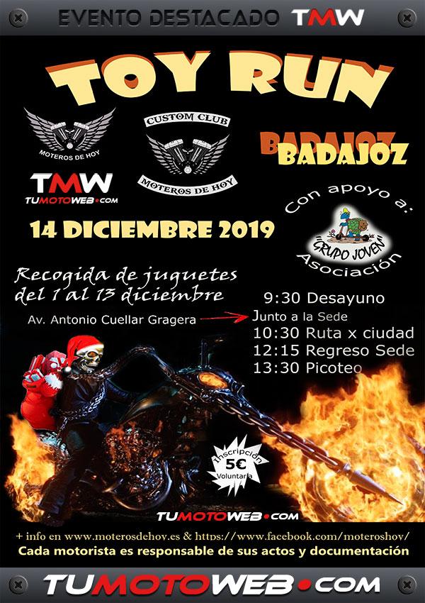 cartel-moteros-de-hoy-badajoz-diciembre-2019