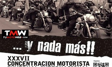 XXXVII Concentración Motorista Invernal Internacional PINGÜINOS 2020