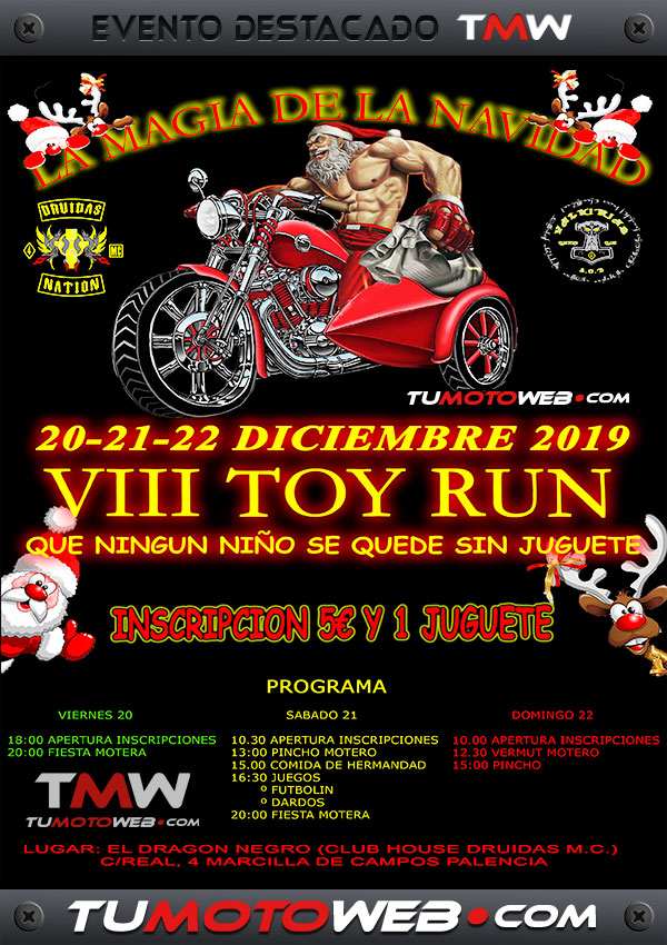 cartel-toy-run-druidas-mc-diciembre-2019