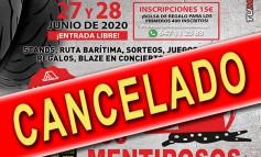 EVENTO CANCELADO | III Concentración Motera Los Mentirosos 2020