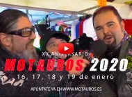 VIDEO PROMO | XX Concentración Motorista Internacional de Invierno MOTAUROS 2020