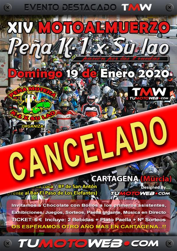 Cartel-CANCELADO-PM-K-1-X-Su-Lao-Cartagena-Murcia-Enero-2020