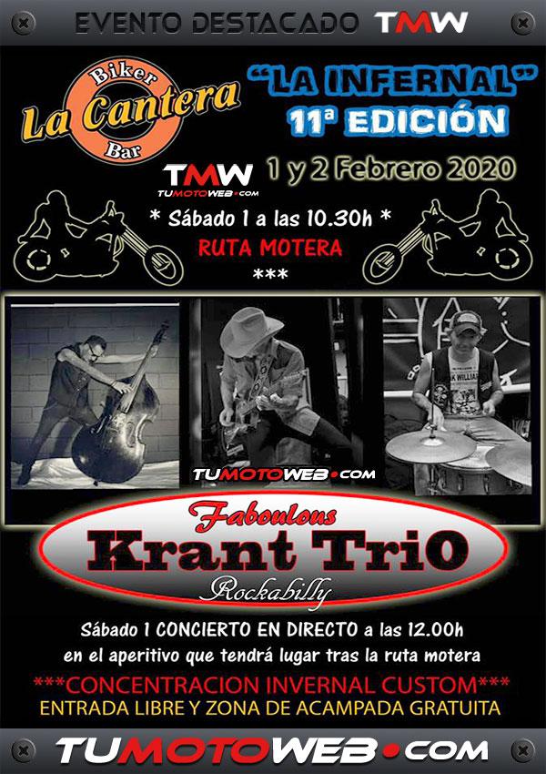Cartel-La-Cantera-Biker-Bar-Febrero-2020