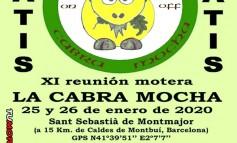 XI Reunión Motera La Cabra Mocha 2020