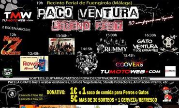 IX Festival Benéfico Moto-Perrock 2020