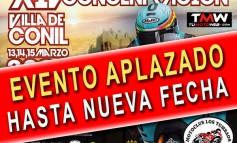 EVENTO APLAZADO | XIV Concentración Motera Villa de Conil 2020