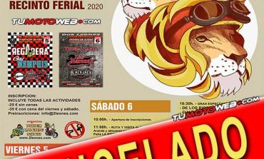 EVENTO CANCELADO - XVIII Concentración Motera Dos Leones 2020