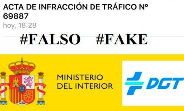 DGT | Vuelve la estafa de multas falsas de 1.500 €, por correo electrónico