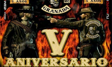 V Aniversario Fugitivos MC Granada 2020