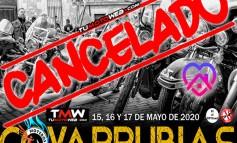 EVENTO CANCELADO | IX Concentración Motera COVARRUBIAS 2020