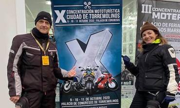 TORREMOLINOS 2020 | El MotoClub Komando Amimoto presenta el cartel de su Concentración