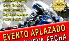 EVENTO APLAZADO | V Paella Motera Gratis 2020