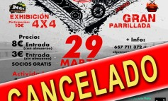 EVENTO CANCELADO | V Motor Almuerzo Algueña 2020