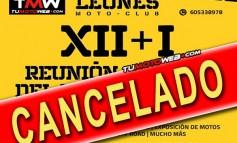EVENTO CANCELADO | XII+I Reunión Motera del Renacimiento 2020