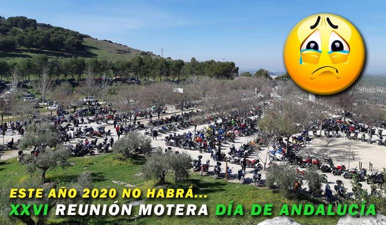 Reunión Motera Día de Andalucía en Torredelcampo | No se organizará en 2020