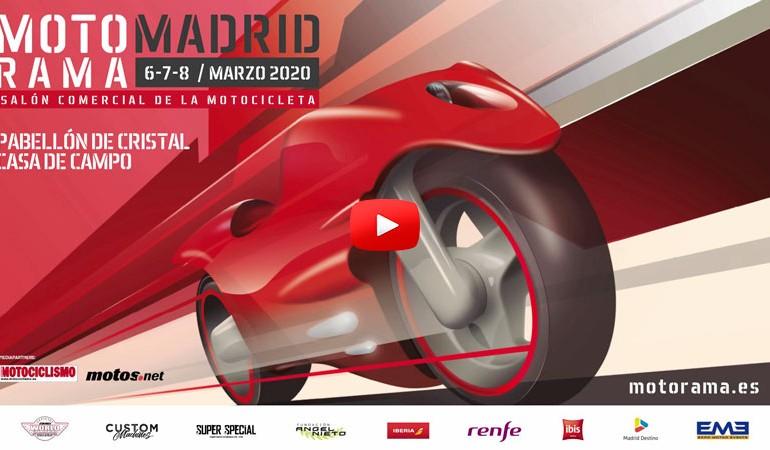 VIDEO PROMO | MOTORAMA MADRID 2020