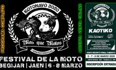 MOTONAVO 2020 | Abierta la venta online de entradas anticipadas