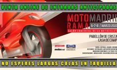 MOTORAMA MADRID 2020 | Con tu entrada anticipada no esperarás largas colas en taquilla