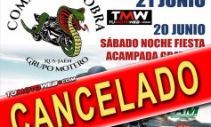 EVENTO CANCELADO | XXIII Concentración Motera Rus 2020