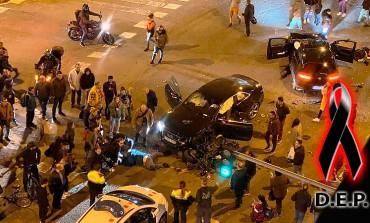 Conductor sin carnet y positivo en alcohol y drogas, mata a una pareja de motoristas