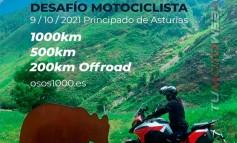 Desafío Motociclista OSOS 1000 2021